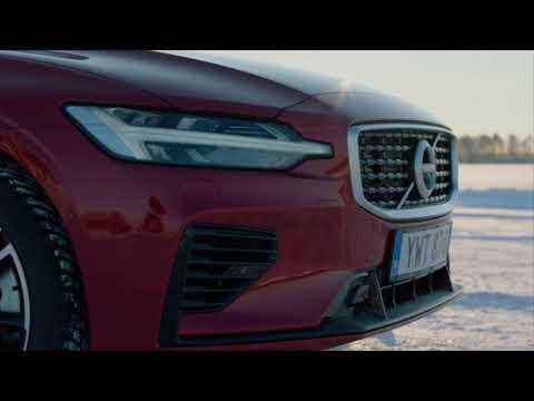 2020 Volvo V60 T8 Twin Engine Performans ve genel görünüm tanıtımı