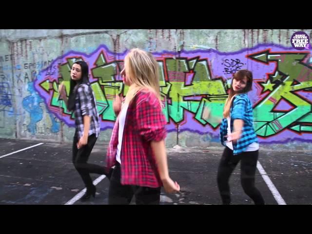 Kristina Si - Ну ну да (hip-hop heels choreography: Maria Kolotun) FREEWAY DANCE CENTRE
