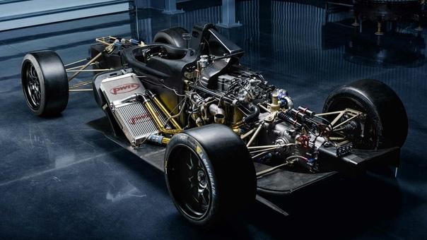 Трековый спорткар Vandal One Американский трековый спорткар Vandal One это очень лёгкий и достаточно мощный автомобиль для тех, кому не подходят модели BAC, Ariel, TM и Radical.Когда речь