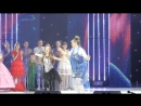 Витебск. Церемония награждения лауреатов детского конкурса на Славянском базаре