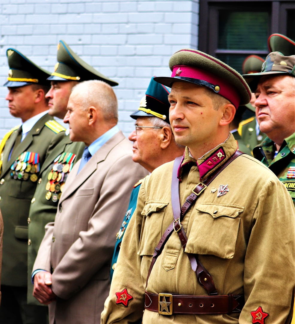 В Брестской крепости открылся молодежный патриотический центр
