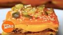 How To Make Cheeseburger Lasagna At Home | Stuffed Lasagna Recipes | Twisted