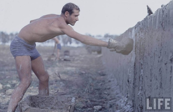 Серия фотографий Билла Эприджа советской молодежи 60-х