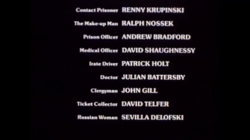 Movie End Credits 938 The Whistle Blower