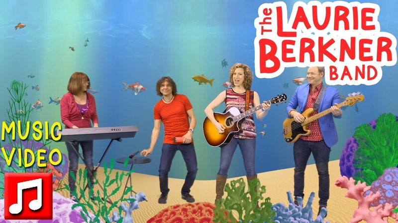 The Goldfish (Let's Go Swimming) by The Laurie Berkner Band (20th Anniversary Edition)