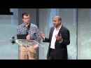 Wayfair founders Shah and Conine at Entrepreneurship Summit NYC 2013