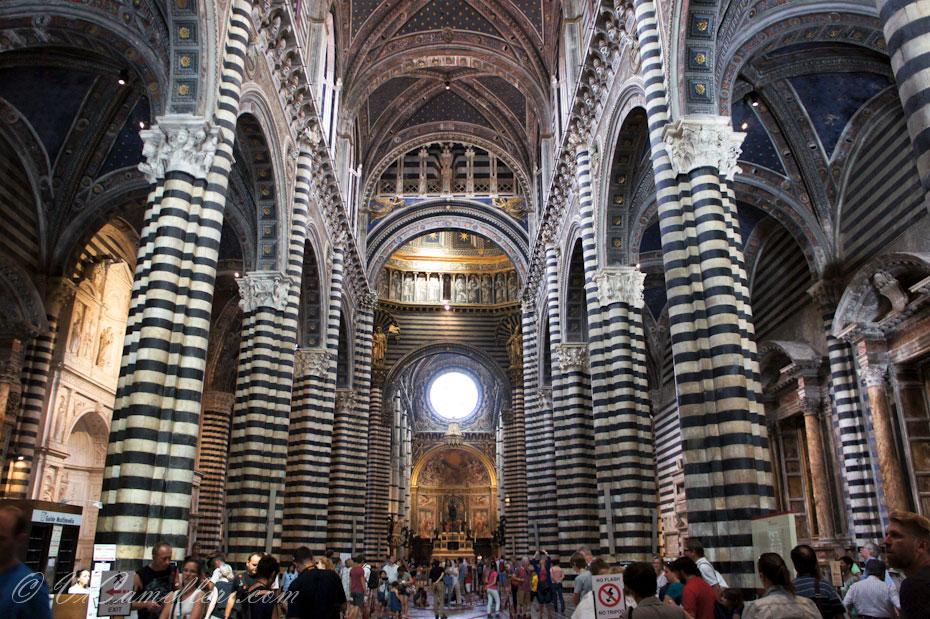 tkNRKlfFryk Сиена. Собор Санта-Мария-Ассунта (Duomo, Cathedral Santa Maria Assunta)