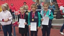 Спортсмены клуба Равные возможности успешно выступили на специальной легкоатлетической Олимпиаде