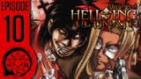 Hellsing Ultimate Abridged Episode 10 FINALE - Team Four Star (TFS)