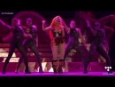 Ники Минаж (Nicki Minaj) засветила грудь на концерте Made In America, 02092018 (1080p) Голая? Грудь, соски