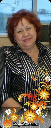 Валентина Иващенко, 14 января 1949, Уфа, id182369584