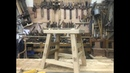 为什么中国家具能使用上百年Why Chinese furniture can be used hundreds of years这就是中国的木匠