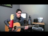 Vertical Horizon - Broken Over You (cover by Ryan Knorr)