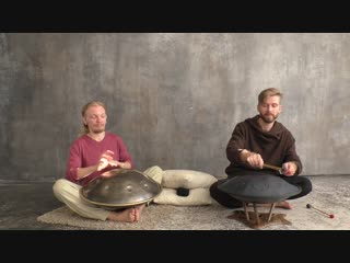 Андрей ясинский и мир иных. импровизация на rav vast и rav pan