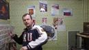 Дмитрий Сентябрёв танцует под песню Наш дурдом голосует за Путина