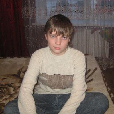 Саша Шерстобитов, 16 декабря 1988, Могилев, id192370806