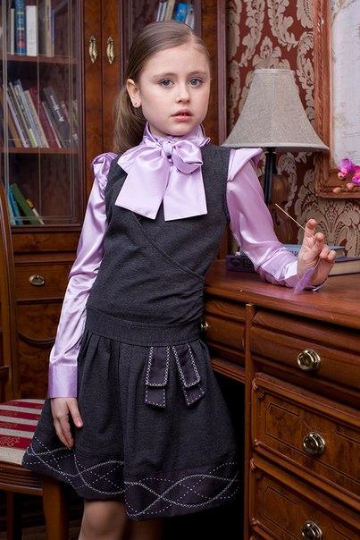 Блузки Для Младших Школьниц