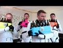 Хмельнов Имперский марш на бутылках