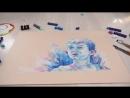 Faber-Castell- Video Oil pastels Creative Studio