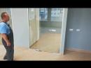 Офисные стеклянные перегородки | СТРОЙ СТЕКЛО_НАШИ РАБОТЫ