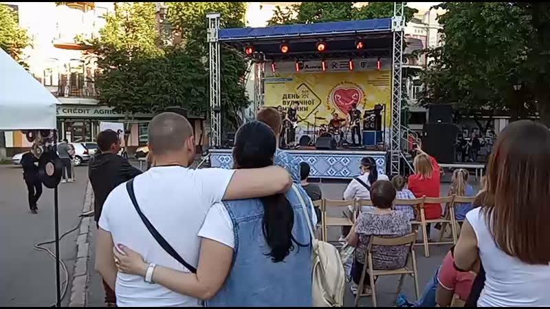 День уличной музыки. Полтава, Украина