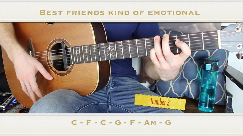 6 Emotional Chord Progressions That will Make you Cry   Creative Fingerstyle Guitar