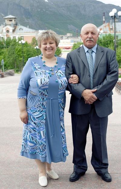 Галина Чикина, 26 августа 1967, Апатиты, id206720753
