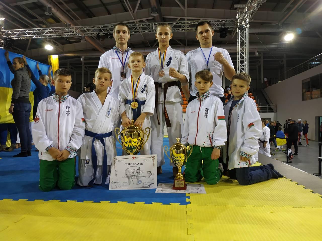 В Каймане появились Чемпионы и Призеры Европы!