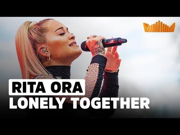 Rita Ora eert Avicii - Lonely Together | Live op 538Koningsdag 2018