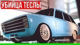 Техно Новости #7: Русский ЭЛЕКТРОКАР от Калашникова // Видеокарта RTX 2080