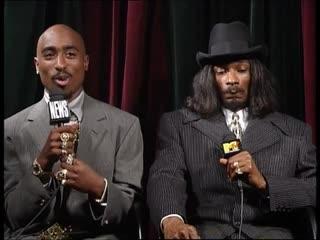 Interview 2Pac Snoop Dogg - Video Music Awards New York - MTV