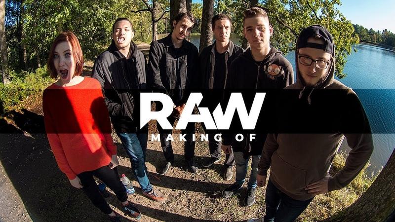 Как снимали MOQUMENTARY - RAW ⁄ BACKSTAGE (MAKING OF)