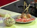 Салат из сельди рыба во фритюре рецепты от шеф повара Илья Лазерсон Кулинарный ликбез