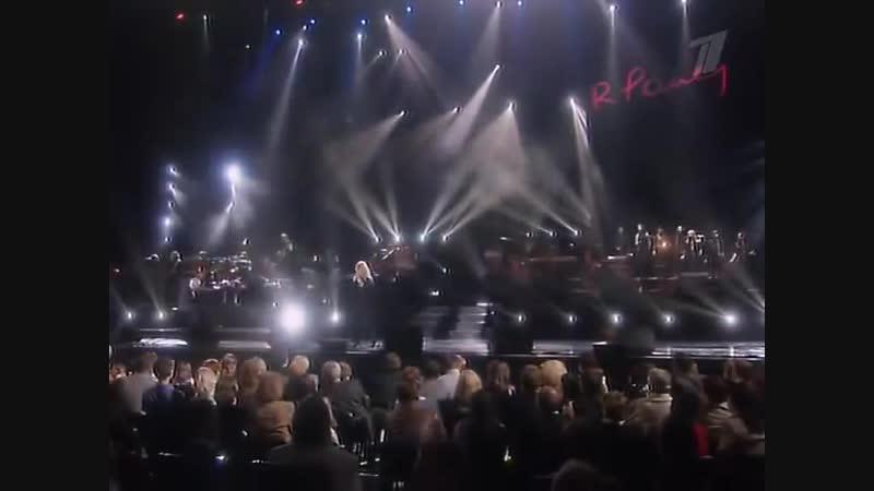 Алла Пугачева Маэстро live Творческом вечере Раймонда Паулса Москва 19 21 04 2002 г