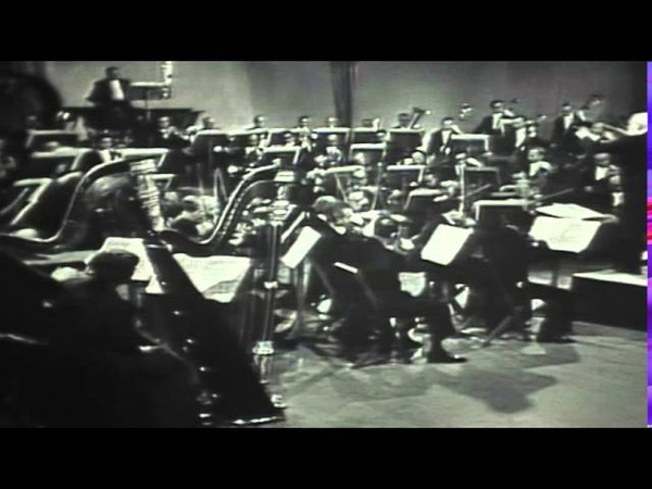 Ravel La Valse -- OSR/Ansermet (1957 VIDEO)