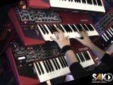 Nord Wave Vs Nord Lead 2x demo part 2 By S4K Team Dladio ( Space4Keys Keyboard Solo )