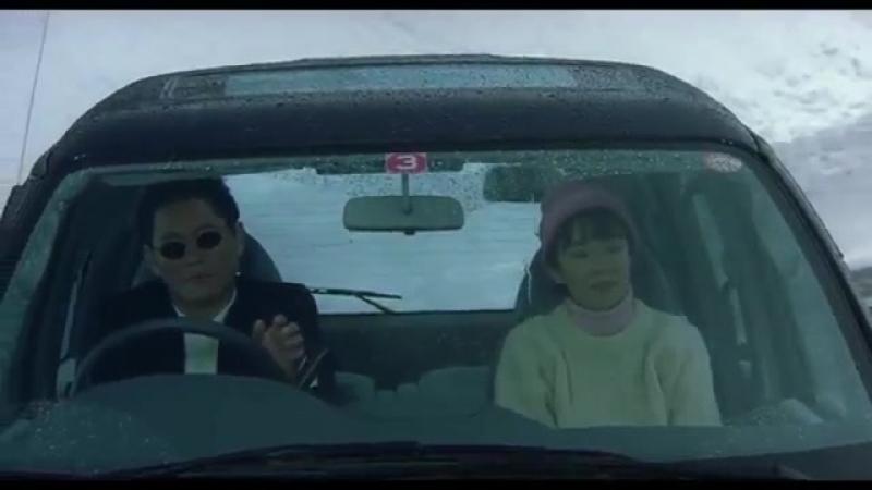 Fireworks (1997) Kitano. Eng sub Фейерверк сцена в горах(1)