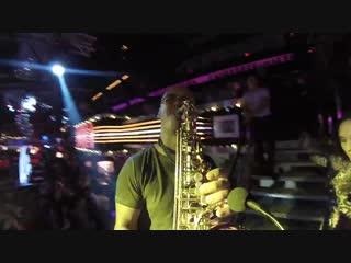 Night Club Saxophone Live Record (Party Sax)