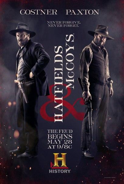 Хэтфилды и МакКои 1сезон 1-3 серия AlexFilm | Hatfields & McCoys