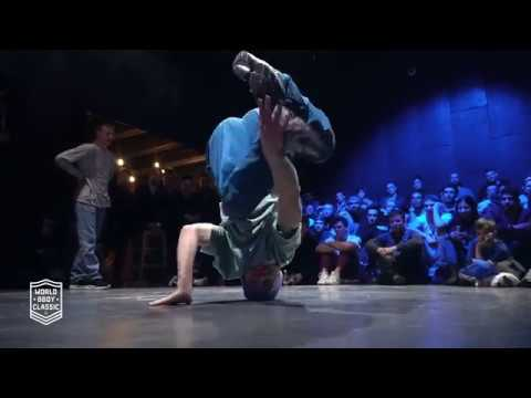 All The Most vs Action Man Crew | 1/4 World BBoy Classic Russia 2018