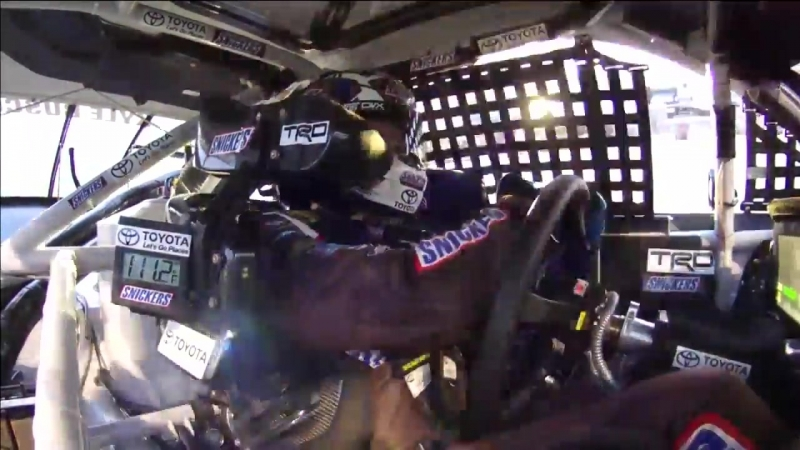 18 - Kyle Busch - Onboard - Kentucky - Round 19 - 2018 Monster Energy NASCAR Cup Series