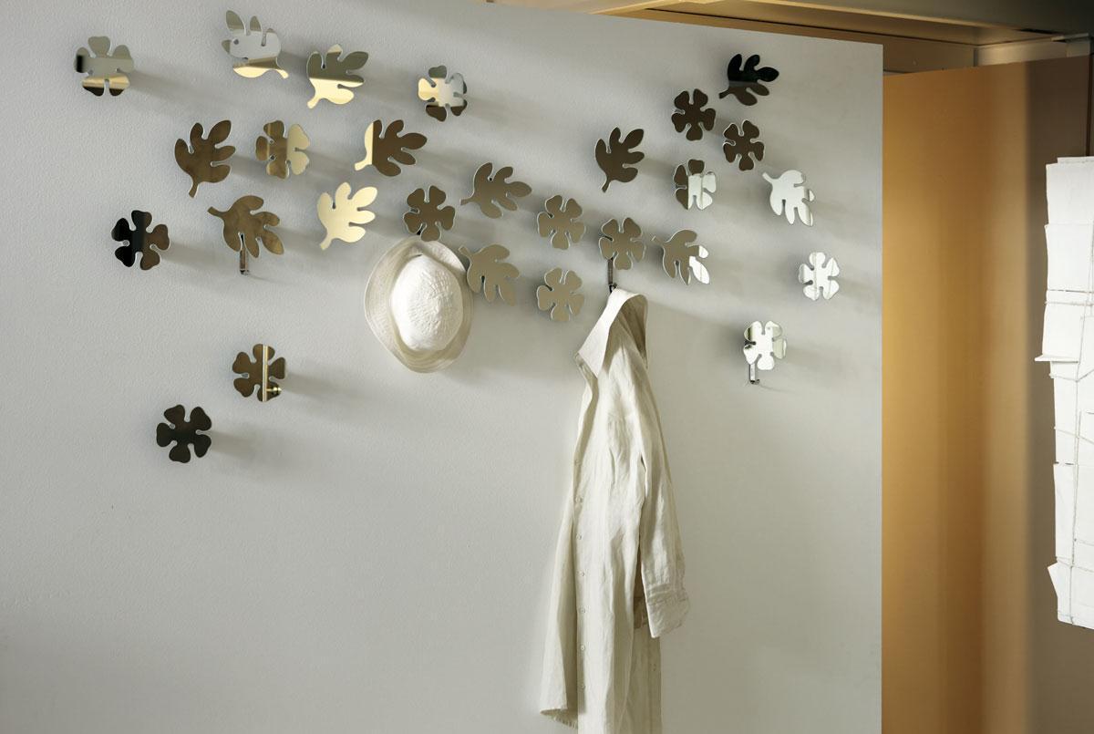 Зеркальные аксессуары в интерьере