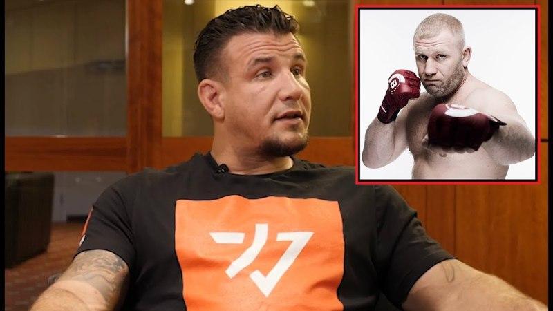 'Я хочу бой с Сергеем Харитоновым' - Фрэнк Мир