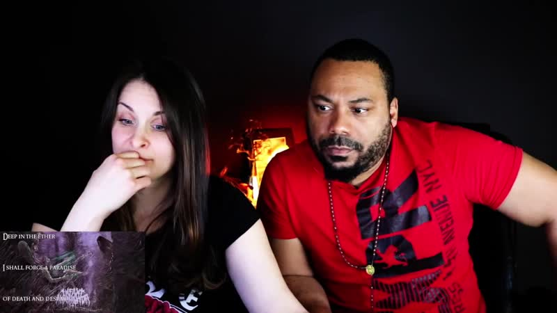 Van and Sori - Reaction to the Extremal Metal band stuff