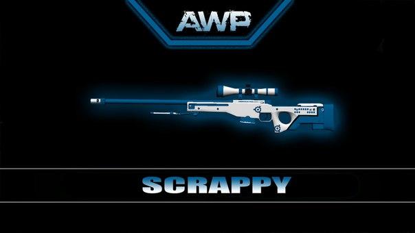 CS:GO | AWP | Scrappy
