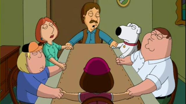 Family Guy | Гриффины (4 Сезон, 26 Серия) - Питергейст (Filiza Studio)
