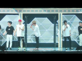 """EXO-CBX ⁄ LIVE DVD&Blu-ray「EXO-CBX """"MAGICAL CIRCUS"""" TOUR 2018」Backstageティザー映像"""