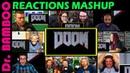 DOOM Eternal - Official E3 Teaser REACTIONS MASHUP