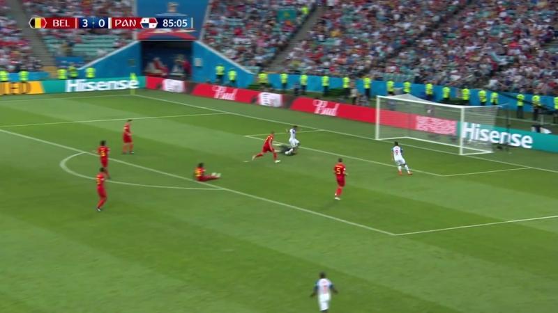 Belgica 3-0 Panama Resumen del partido - FIFA World Cup 2018 (Grupo G)