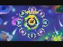 Стартовое появление для игры рулетка Покадровая анимация плазмы